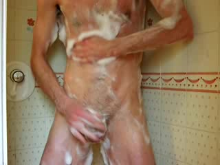 - feeling a little bit naughty in the shower