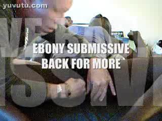 Interracial - EBONY SUB BACK FOR MORE...