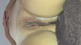Close-up - Shaved pussy