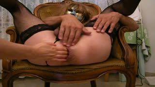 Fisting - mistress fist me ( on sissy) part 3/4