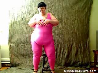 Ass miss mina bbw