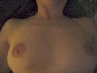 - My wife's swaying tits.
