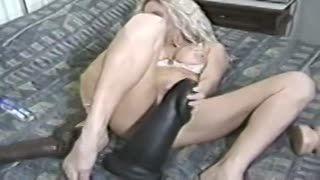 - large dildo