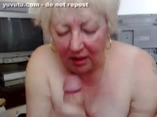 Mature - Blow, wank and cum with wendy
