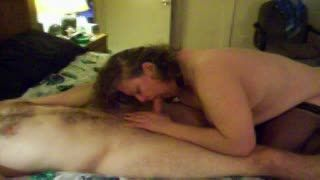 - subpig sucking off a stranger