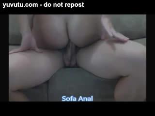 Anal - Sofa Anal