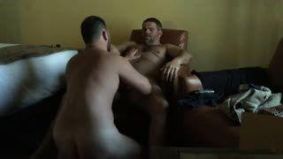 Gay - My boyfriend and I fucking