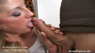 Anal - Rough anal with lovely blonde