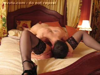 Sixty-Nine - mrs snd - meets friend, gets pussy licked out