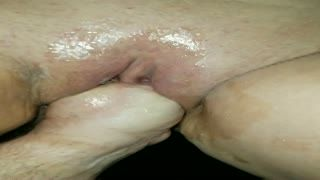 Fisting - Fisting my wife and orgasms abound