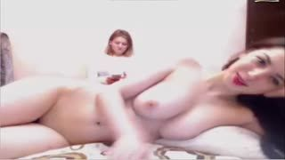 Lesbian Sex - double horny ***** need u to control their orgas...