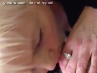 Mature - getting my cock sucked