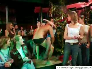 Gang Bang - Tasty lovely girls dancing