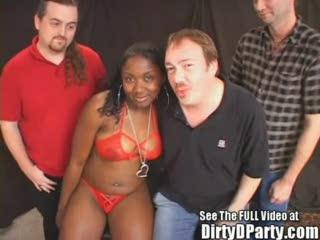 Orgie/Sexe à quatre - Stripper Cedra After Party Group Sex