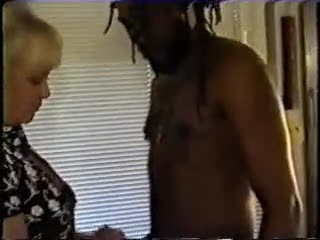 Interracial - Marsha cocksucker-Edward and Marsha