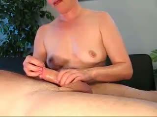 Cunilingus - Happy Ending Cock Massage