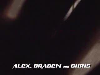 Threesome - Alex & Chris & Braden having an hot thre...