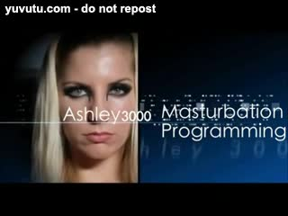 Fetish - Programming A Fembot To Masturbate