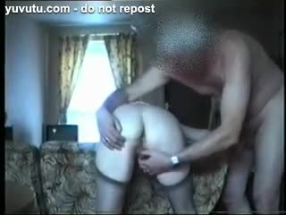 Standing - Cuck Films his Wife