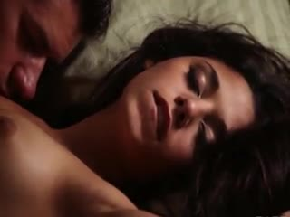 Latina - Black curly haired latin beauty Gia Steel stuffe...