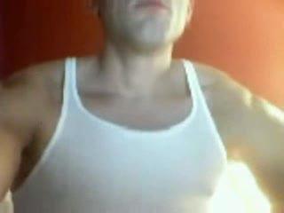 Naked girls spreading vigina while getting fucked