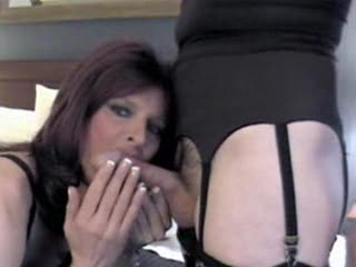 TV - Donna sucks and gets fucked