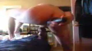 Dildo - self hole abuse