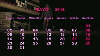 - MAYO 2016 (calendario)