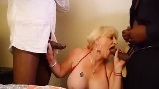 Mûre - another bbc whore