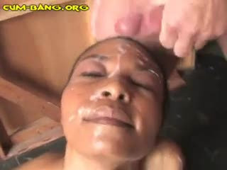 Facial - Bukkake Masturbation