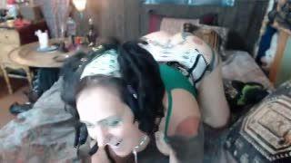 Missionary - Tattooed milf with big boobs