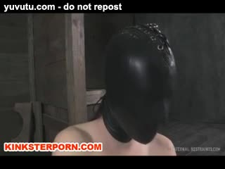BDSM - Fetish GIMP Slave in Chains