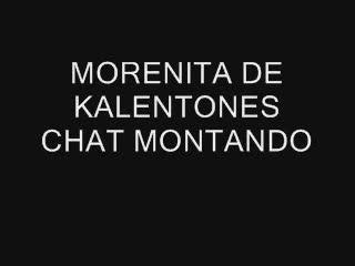 Interracial - MORENITA DE KALENTONES CHAT MONTANDO