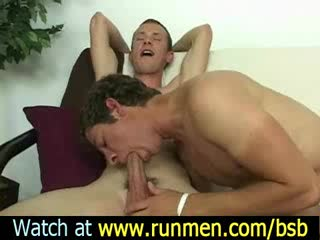 Blow Job - Skilled gay blowjob
