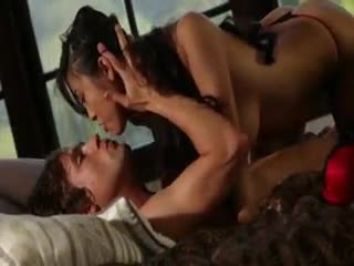 Asiático - Filthy asian beauty Sharon Lee sucks and rammed ...