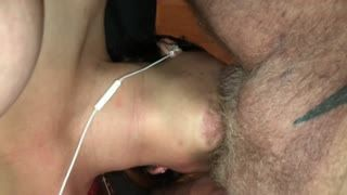 - Throat fucking my niece