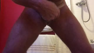 Misionario - Shaving my cock&balls