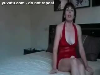 Missionary - MILF has oral, cowgirl and doggy style sex in be...