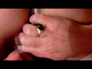 Ejaculation féminin - I lick squirt through her panties