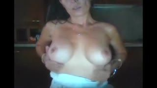 - Camchat with a wild horny mature