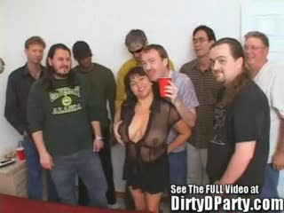 Blow Job - Susie's Gang Bang Bukkake Party With Dirty ...