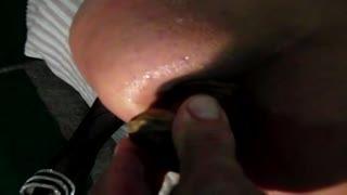 BDSM - sissy slave and master