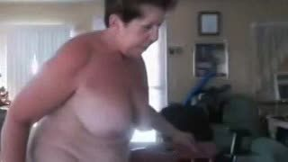 Female Masturbation - Α granny masturbator