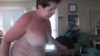 - Α granny masturbator