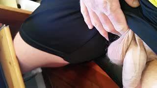 Cum Shot - Quick nutt: limp to cum 2.5 minutes