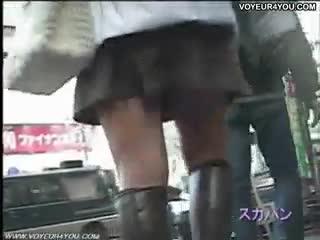 Trio - Rolling Up Skirt Panties