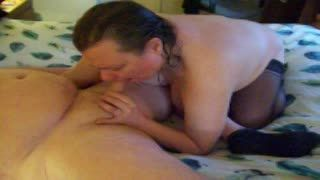 Missionary - subpig sucking cock