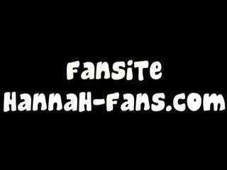 - british hannah videos
