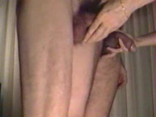 - playing with 2 cocks