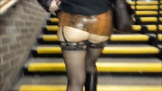 Flashing/Public - A Ride on the Tube